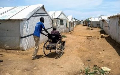 Displaced children with disabilities face overlapping barriers