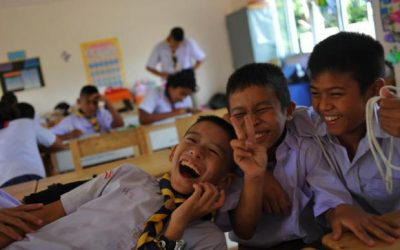 Thailand: Smashing the barriers, One School's Push for Migrant Youth