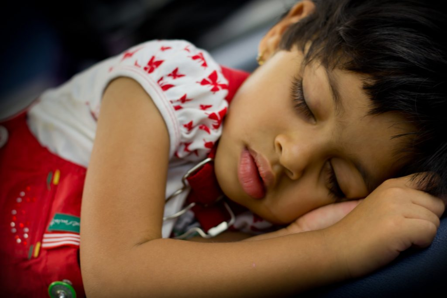 New review highlights importance of good sleep routines for children
