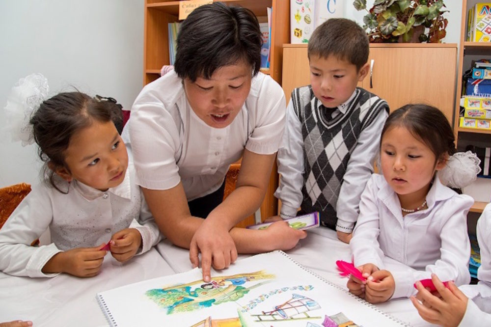 Keeping 1.5m schoolchildren safe from earthquakes in Kyrgyz Republic