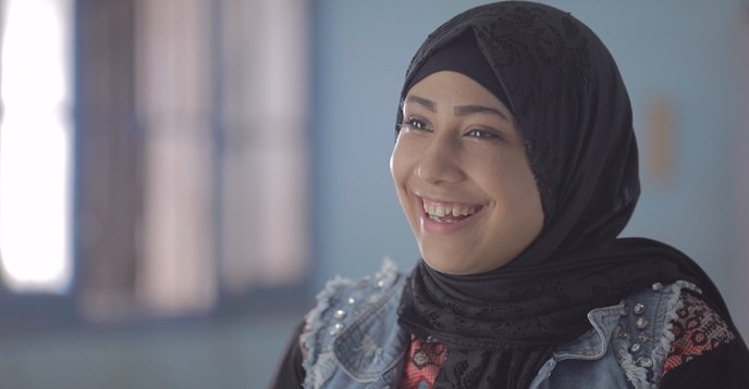 Literacy empowers young women from remote communities in Egypt