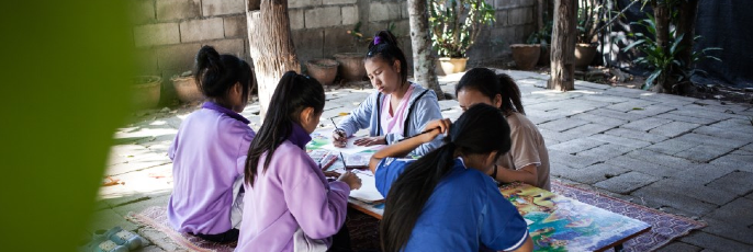 NEWSLETTER: Development and Education Programme for Daughters and Communities Centre in the Greater Mekong Sub-region
