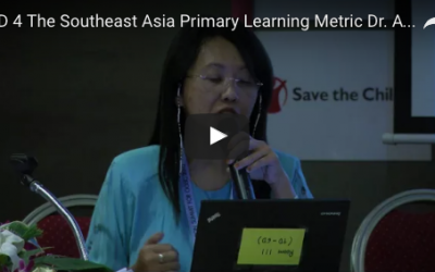 5.4.3 The Southeast Asia Primary Learning Metric (SEA-PLM)