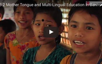 5.3.2 Mother-Tongue and Multi-Lingual Education in Bangladesh: The MTBMLE Programme of Save the Children