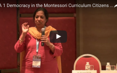 5.1.3 Democracy in the Montessori Curriculum: Citizens of Courage