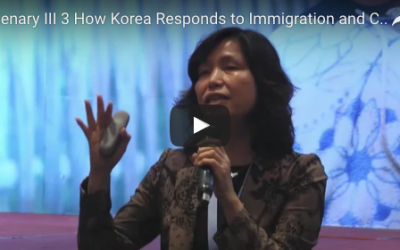 5.1.1 How Korea reponds to Immigration and Cultural Diversity in Education: National Strategy to Support Children of Multicultural Background ub the Republic of Korea