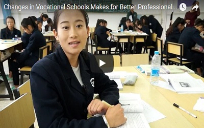 China: Improving Vocational Education Brings Opportunities for Young People in Yunnan