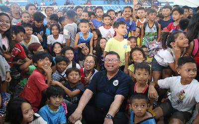 Philippines: Unesco partners with PSC to improve Children's Games