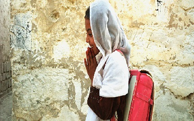 "School Backpacks on a Peace-Building Mission: Recycled ""Randoseru"" Support Afghan Literacy"