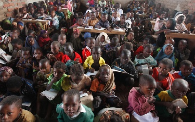 DRC: Education Equals Bright future