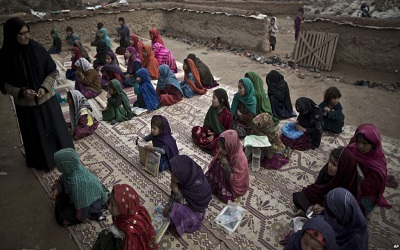 Rights Group Says Afghanistan Failing to Educate Girls