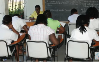 Supporting the education of teen mothers in Jamaica