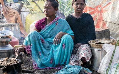 India: Children of migrant sugarcane field workers are forced to skip half their classes every year