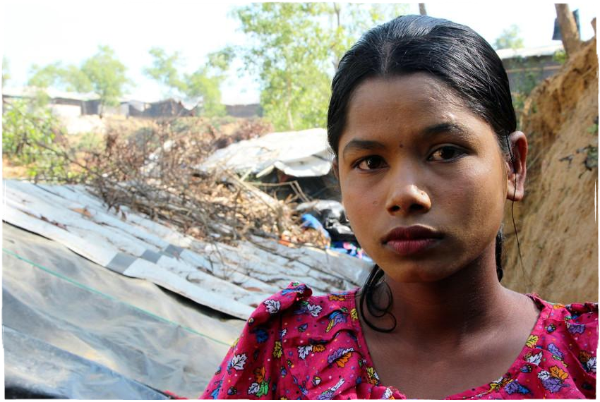 Rohingya girls are living in a grim purgatory