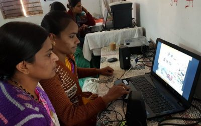 Under One Roof, Bringing Digital Skills, Solar Energy & Hope for Future Employment To Women