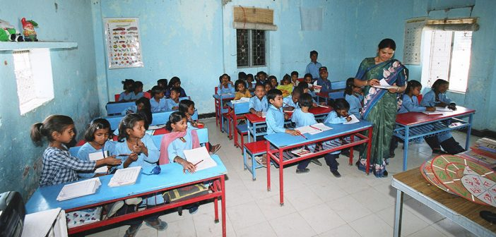 Door Step School Brings Education to Out-of-School Children in India
