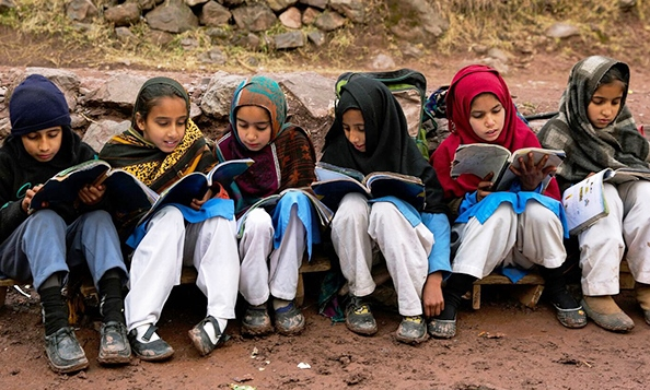 Education in Pakistan: a promethean task