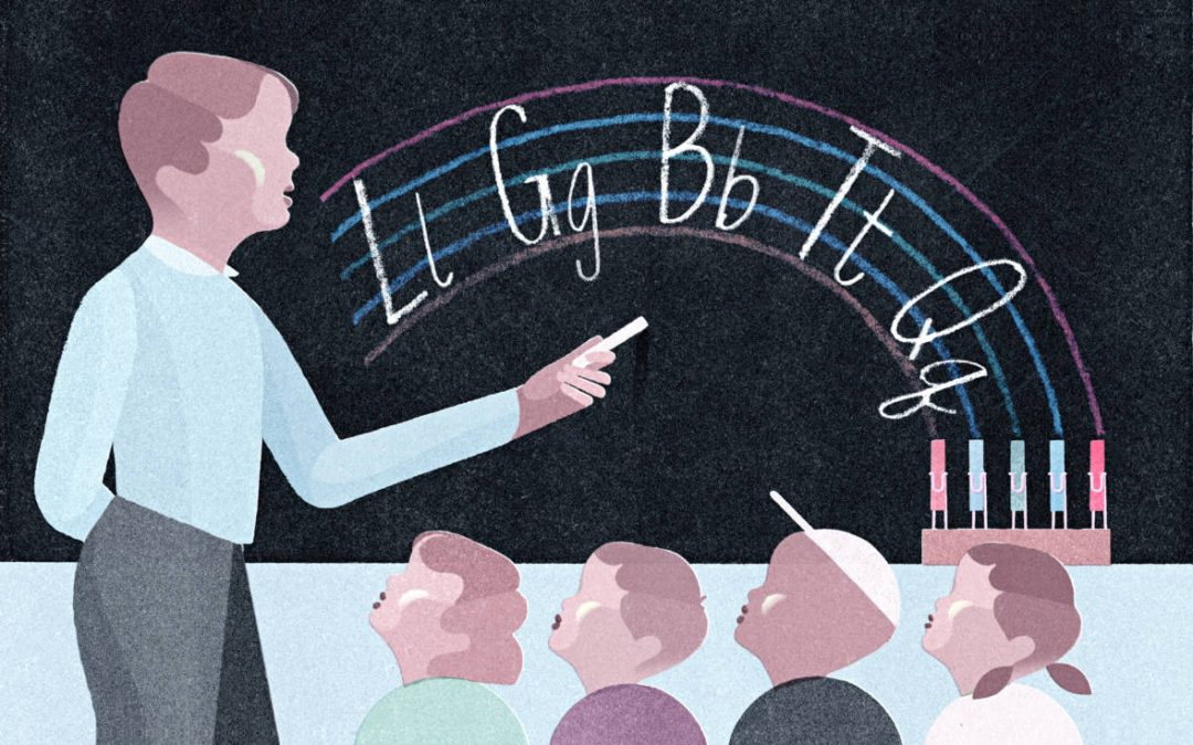 What Teachers Can Do To Be More Inclusive Of LGBTQ Students